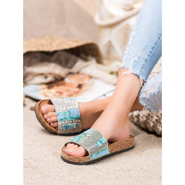 BONA дамски модерни чехли