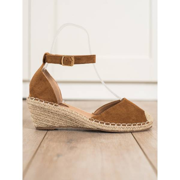 SHELOVET дамски обувки на ниска платформа