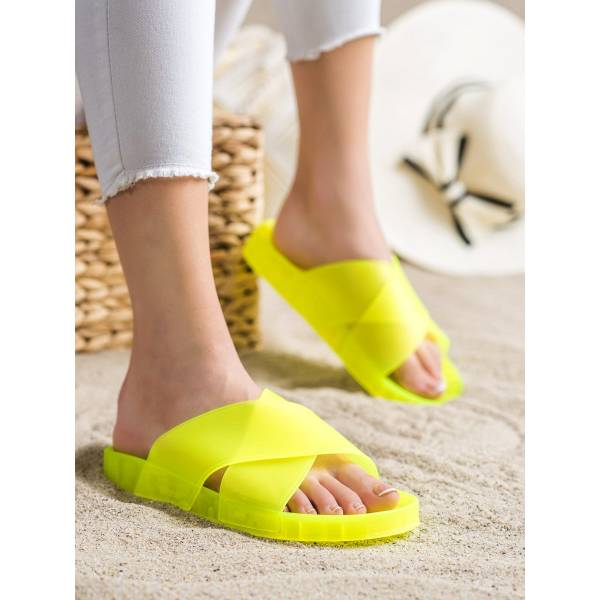 SHELOVET дамски чехли за плаж