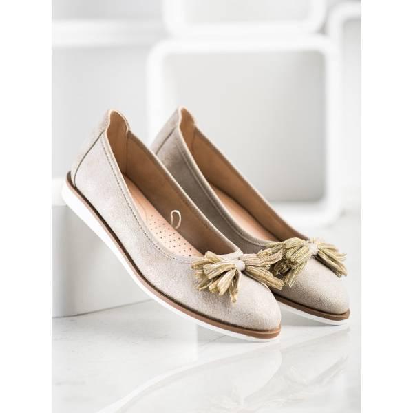 SERGIO LEONE дамски ежедневни обувки тип балерини