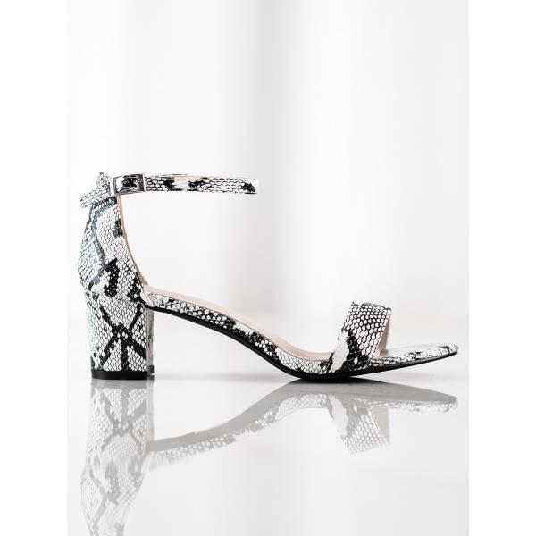 GOODIN дамски елегантни сандали с нисък ток