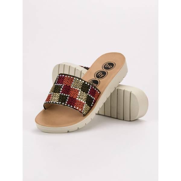SHELOVET дамски чехли с удобно ходило и модерен дизайн