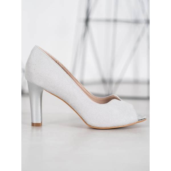 VINCEZA дамски елегантни обувки с висок ток