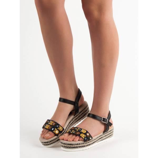 SHELOVET дамски сандали с лека платформа