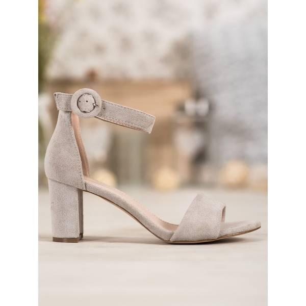 EVENTO дамски сандали на средно висок ток