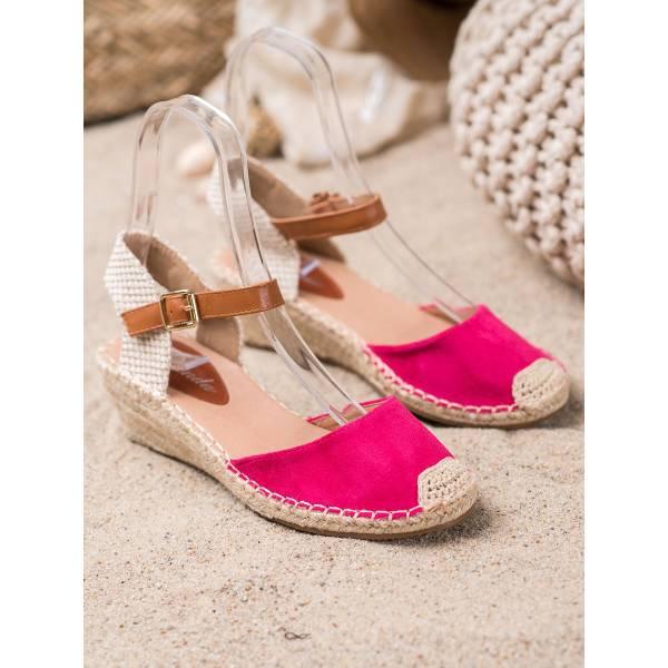RENDA дамски обувки с ниска платформа