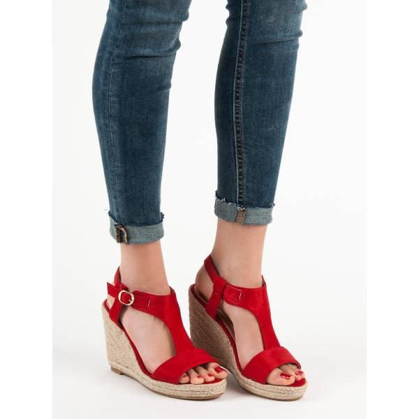 ANESIA PARIS дамски сандали на висока платформа