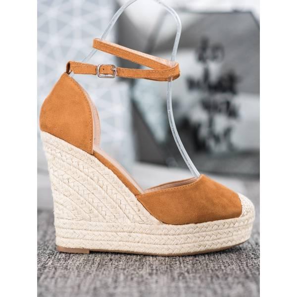SHELOVET дамски обувки на платформа със затворена пета и пръсти