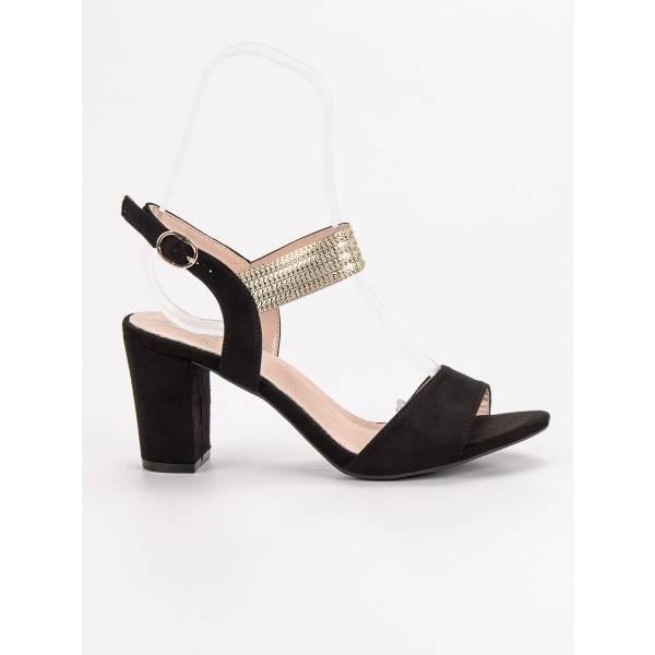 FILIPPO дамски елегантни сандали с висок ток