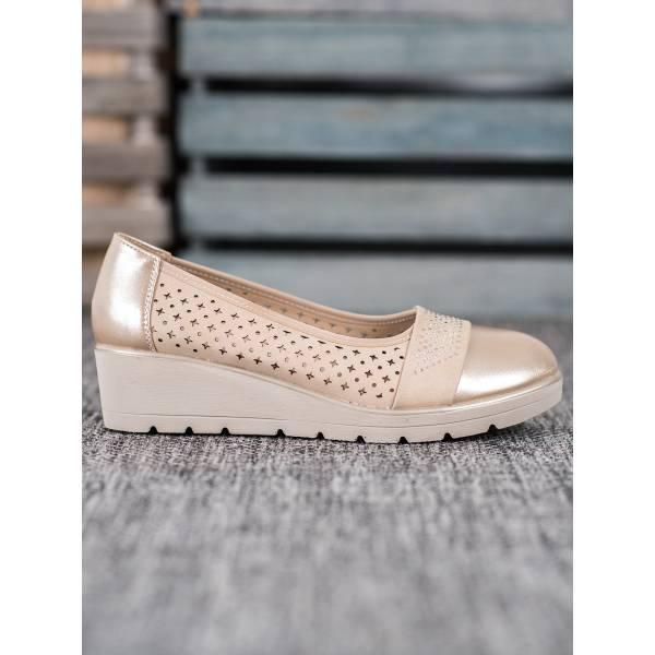 COMER дамски обувки с платформа