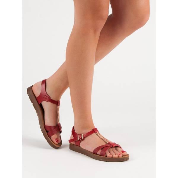 FILIPPO дамски ниски ежедневни сандали