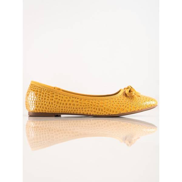 GOODIN дамски ниски обувки с панделка