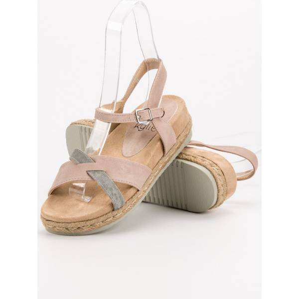 KYLIE дамски сандали с платформа