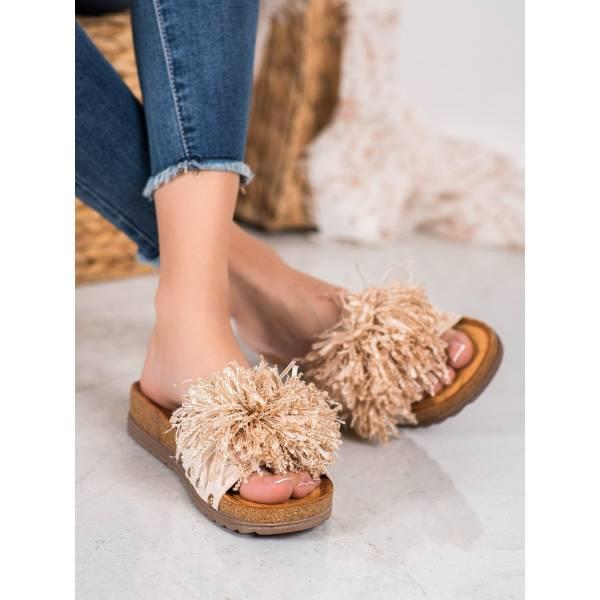 SEASTAR дамски чехли на платформа