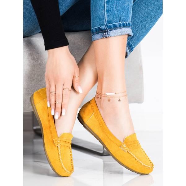 SUPER ME дамски ниски обувки мокасини