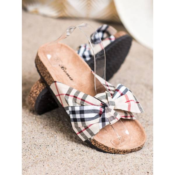 BONA дамски ежедневни чехли
