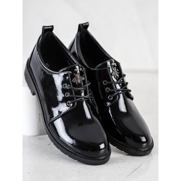 S. BARSKI дамски ежедневни обувки с връзки