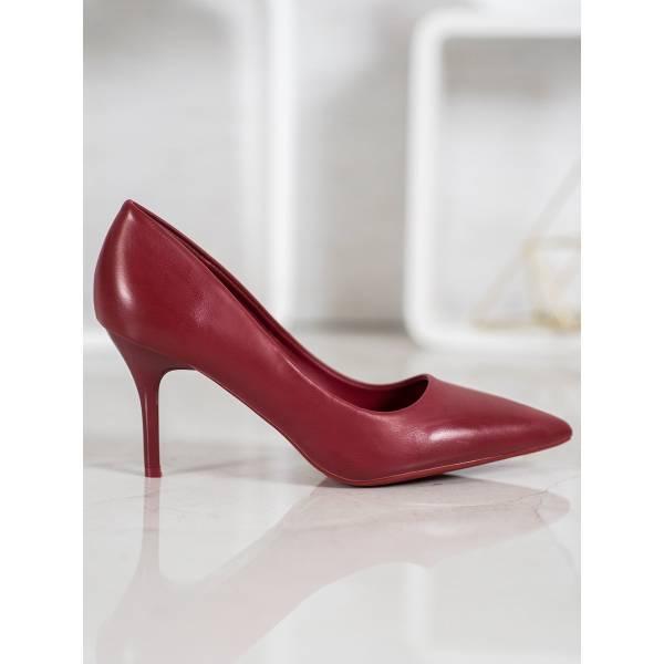 SMALL SWAN дамски елегантни обувки на висок ток