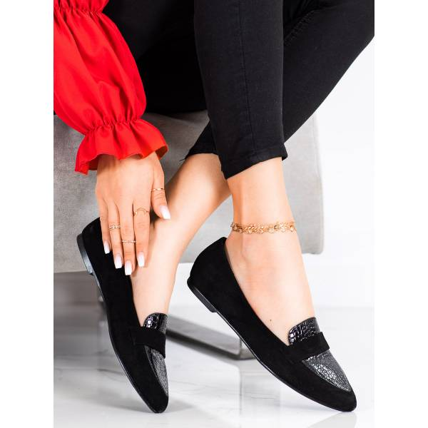 GOODIN дамски ниски обувки тип мокасини