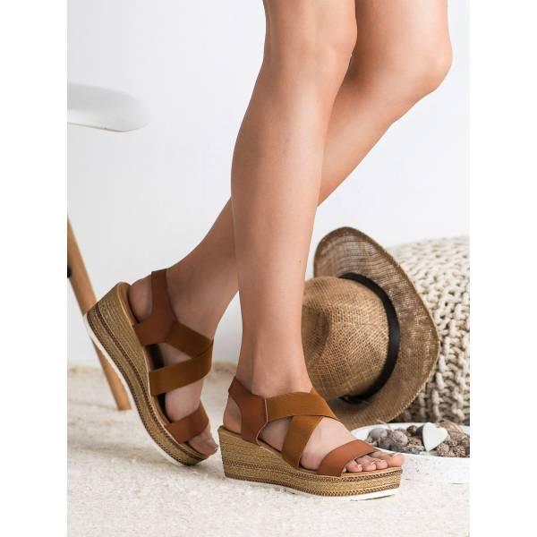 FLYFOR дамски сандали с платформа