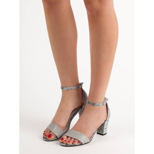 GOODIN дамски сандали с удобен ток
