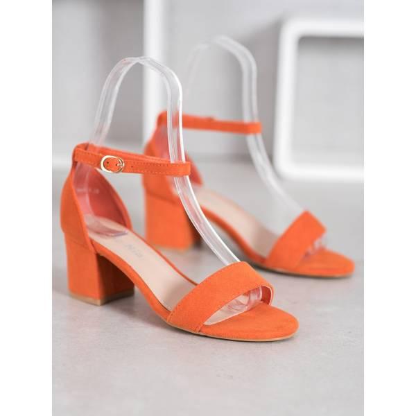 NIO NIO дамски сандали с нисък ток