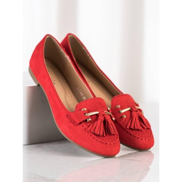 KAYLA дамски ниски обувки мокасини