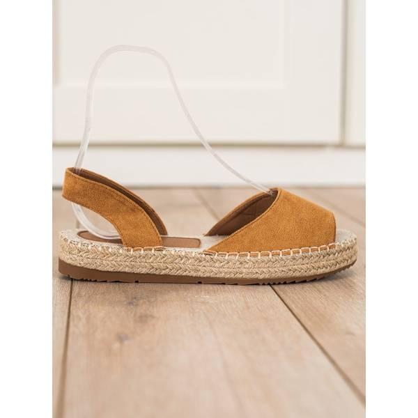 IDEAL SHOES дамски сандали на платформа