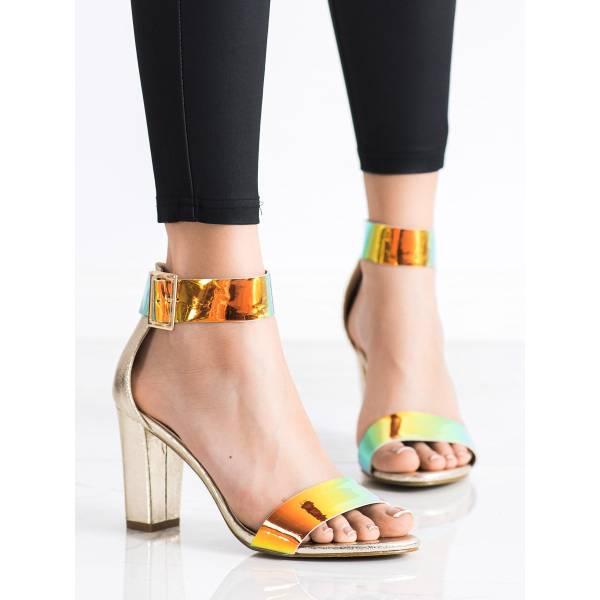 GOODIN дамски сандали с ток