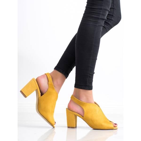 GOODIN дамски сандали на ток