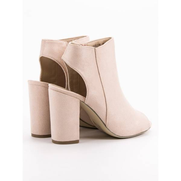 CH. CREATION дамски елегантни сандали с висок ток