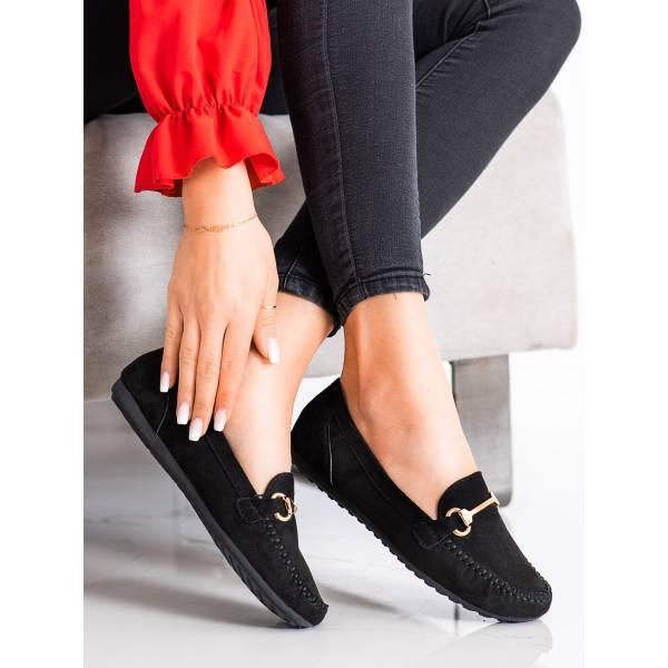 SHELOVET дамски ниски обувки мокасини