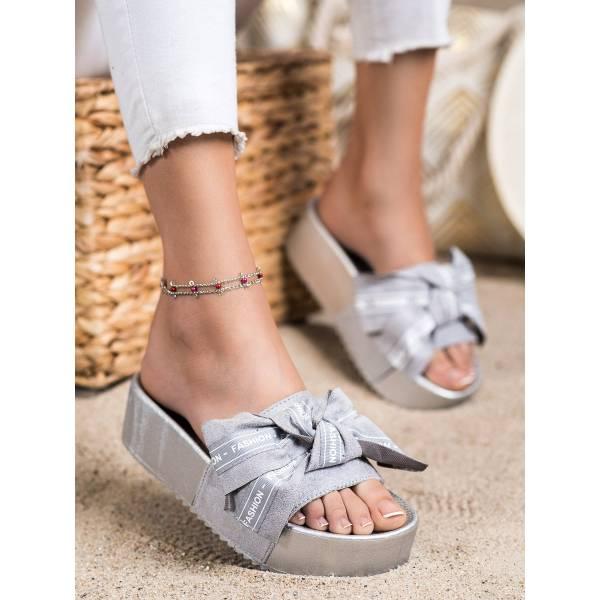 SHELOVET дамски чехли с платформа