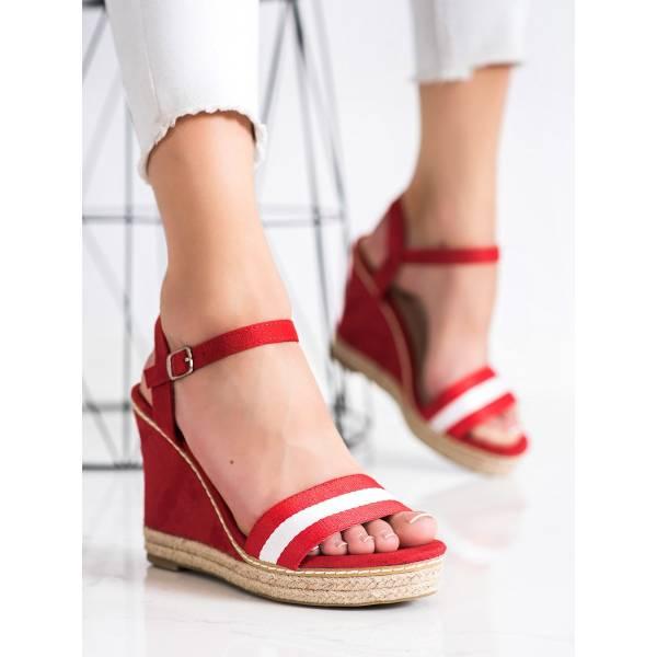 KAYLA дамски сандали на платформа