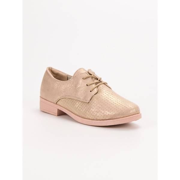 BLESS дамски ниски обувки с връзки