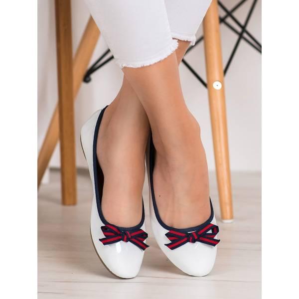 SHELOVET дамски балерини с панделка