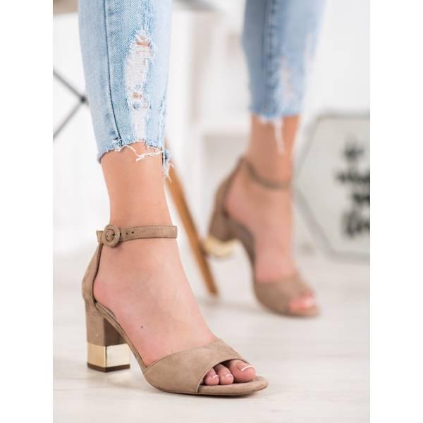 FILIPPO дамски елегантни сандали с ток