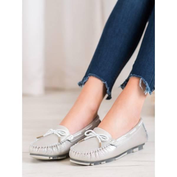 FILIPPO дамски ниски обувки с панделка