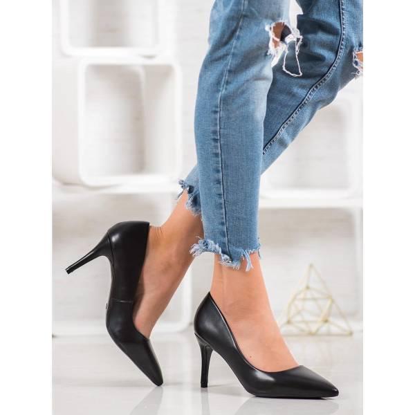 SMALL SWAN дамски обувки с висок ток