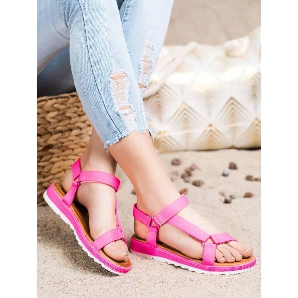 SHELOVET дамски сандали с велкро