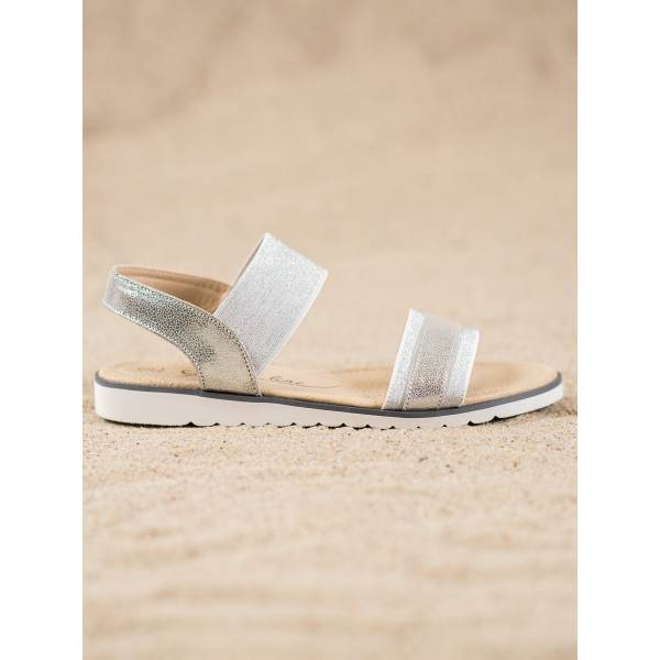 FILIPPO дамски сандали с равна подметка