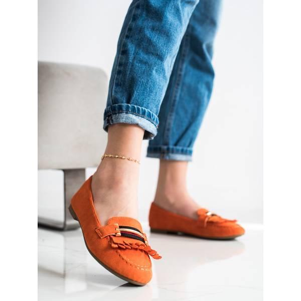 ANESIA PARIS дамски ниски обувки мокасини