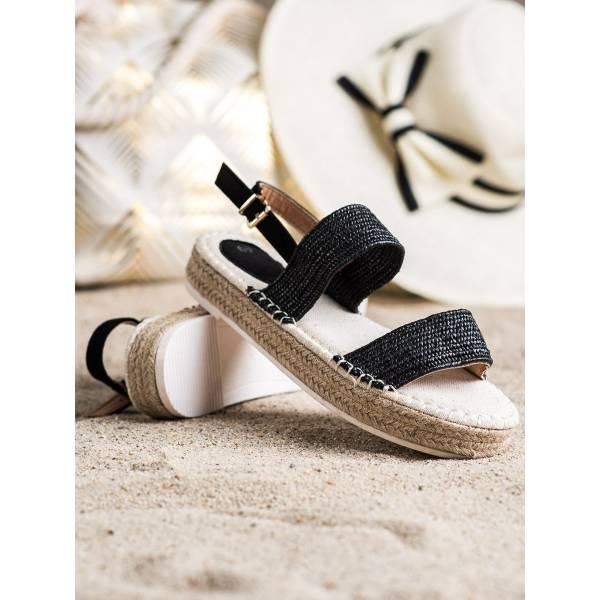 SHELOVET дамски плетени сандали