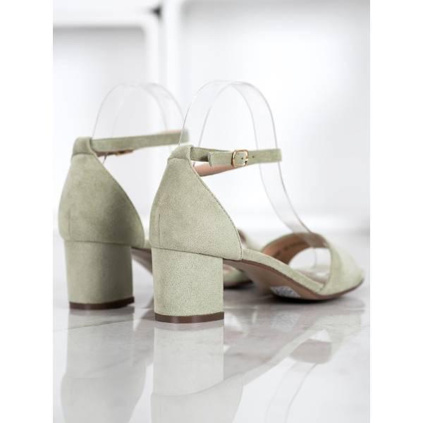 SEASTAR дамски сандали с нисък ток