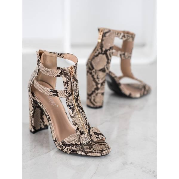 SEASTAR дамски елегантни сандали ток