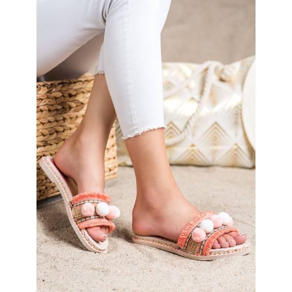 SHELOVET дамски ежедневни чехли