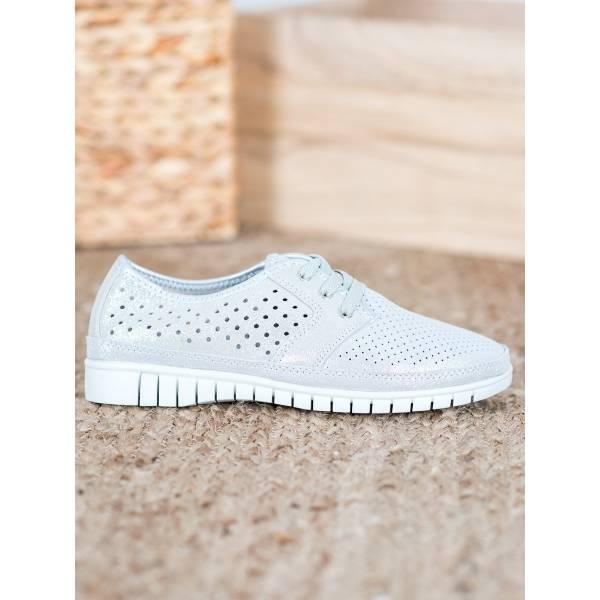 KYLIE дамски ниски обувки с връзки
