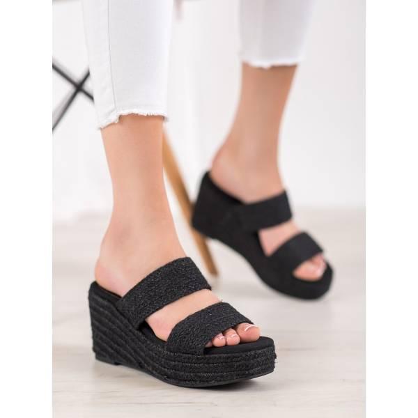 KYLIE дамски чехли на платформа