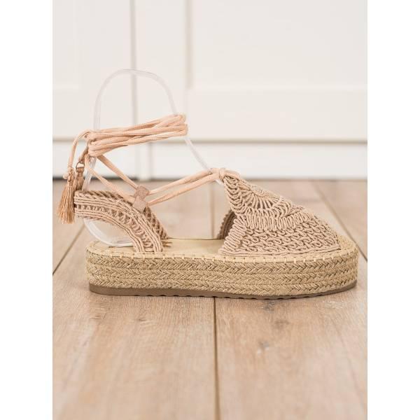 SEASTAR дамски сандали на платформа