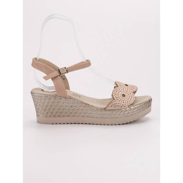 KYLIE дамски сандали с висока платформа
